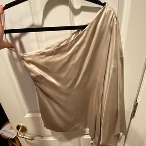 Robert Rodriguez size 2 silk top